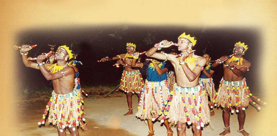 Thekkady-Tribal Dance