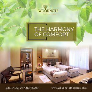Honeymoon Hotel Thekkady